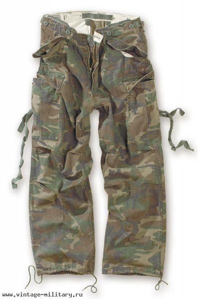 Vintage брюки