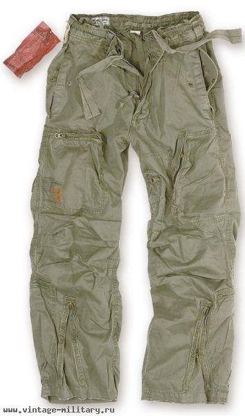 Брюки брюки мужские infantry cargo