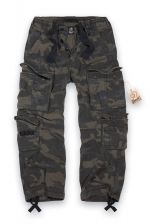 Brandit Штаны мужские Pure Vintage Trouser darkcamo