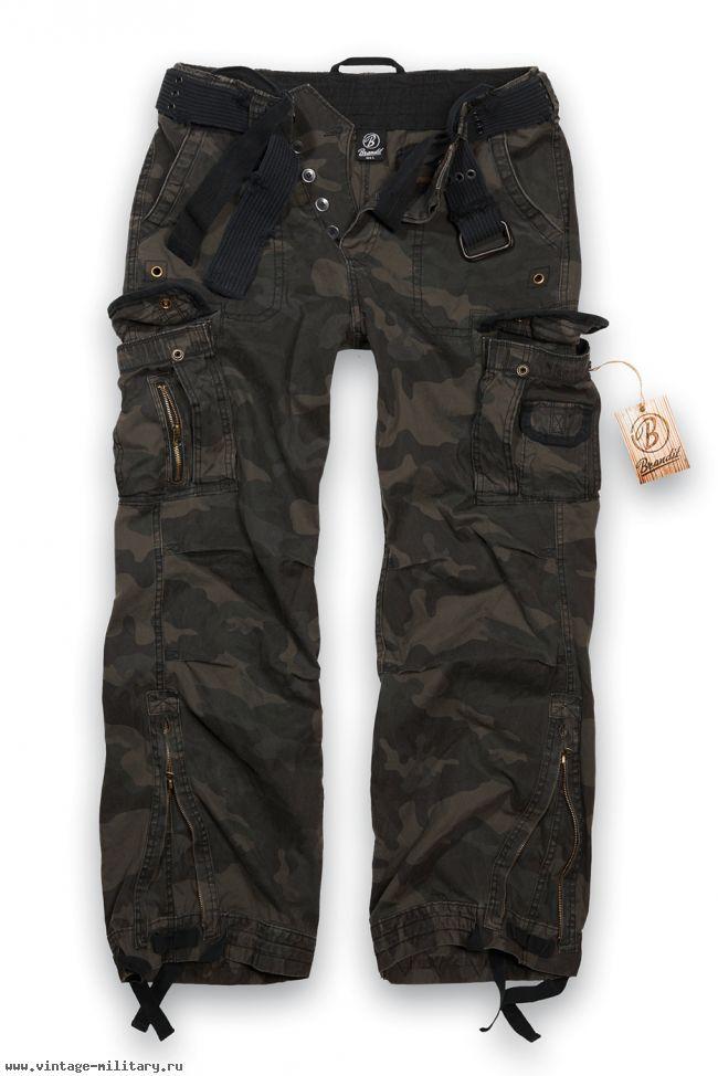Камуфляжные брюки мужские доставка