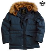 Alpha Industries Куртка Arctic Jacket rep.blue, Alpha Industries